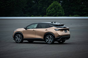 Pictures Nissan Crossover Metallic Side Ariya e-4orce JP-spec, 2020