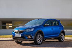 Fotos & Bilder Renault Blau 2019-20 Sandero GT Line Latam Autos