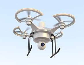 Image UAV Quadcopter Video camera