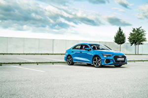 Bilder Audi A3 Sedan 35 TDI S line Worldwide, 2020 automobil