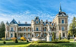 Pictures Austria Vienna Villa Palace Hermesvilla, Lainzer Tiergarten