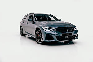 Image BMW Metallic Station wagon M340i xDrive Touring, Worldwide, G21, 2020 automobile