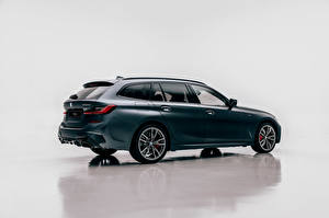 Images BMW Metallic Station wagon Side M340i xDrive Touring, Worldwide, G21, 2020 Cars