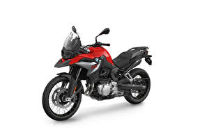 Images BMW - Motorcycle White background Side BMW F 850 GS, 2020 motorcycle