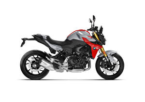 Pictures BMW - Motorcycle Side White background F 900 R, 2020 motorcycle