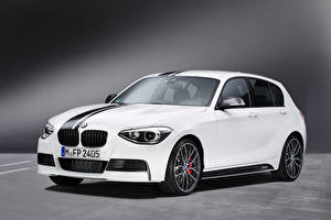 Photo BMW White Metallic  auto