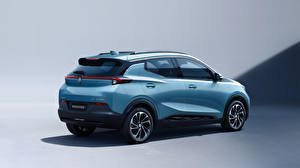 Wallpaper Buick CUV Light Blue Metallic Velite 7 2020 auto