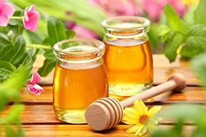 Pictures Honey Jar Food