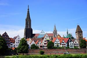 Fotos Gebäude Kathedrale Deutschland Türme  Städte