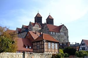 Fotos Gebäude Kirchengebäude Deutschland Collegiate Church Of St Servatius, Quedlinburg