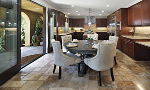 Image Interior Design Table Chair Kitchen