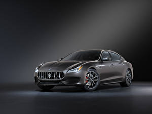 Pictures Maserati Grey Metallic Quattroporte GT Sport Package, M156, 2020