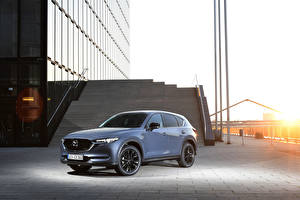 Bilder Mazda Grau Metallisch 2020 CX-5 Edition100 Autos