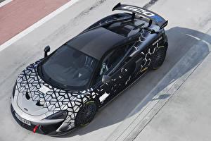 Tapety na pulpit McLaren Tuning Widok z góry 2020 620R Worldwide
