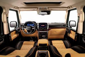 Fonds d'écran Salons BAIC Beijing Group SUV Chinois Beijing BJ80 Qomolangma Peak, 2018 voiture