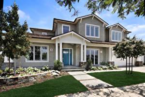 Bilder Vereinigte Staaten Gebäude Kalifornien Eigenheim Design Newport Beach