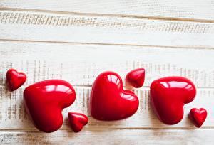 Bilder Valentinstag Herz Rot Vorlage Grußkarte Bretter