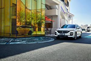 Image Baojun White Metallic Estate car Chinese RC-5W, 2020 Cars