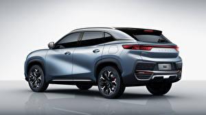Bilder Chery Crossover Graue Metallisch Chinesischer eQ5 S61, 2020 Autos