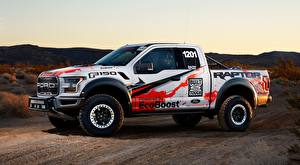 Pictures Ford Side Pickup F-150, Raptor, Race Truck, 2016