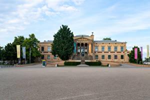 Fotos Deutschland Haus Denkmal Museum Staatliches Museum Schwerin
