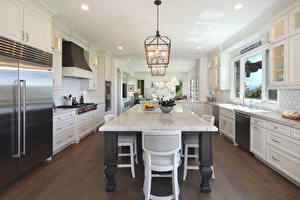 Image Interior Design Kitchen Table Chairs Chandelier