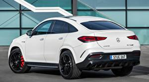 Pictures Mercedes-Benz White Coupe Metallic AMG, GLE 63 S 4MATIC auto