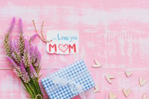 Hintergrundbilder Muttertag Englischer Text Blüte