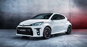 Images Toyota White hatchback, GR Yaris, 2020 Cars