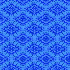 Hintergrundbilder Ornament Textur Papier Blau