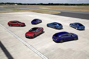 Bureaubladachtergronden Volkswagen 2017-20 Arteon