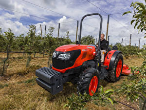 Pictures Agricultural machinery 2017-20 Kubota M5101N ROPS