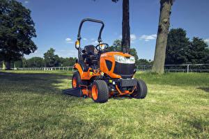 Fotos Landwirtschaftlichen Maschinen 2018-20 Kubota BX231