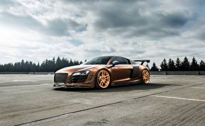 Wallpapers Audi Tuning Prior Design ADV1 R8 auto