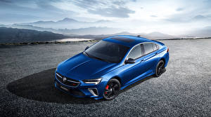 Pictures Buick CUV Blue 2020 Regal GS Cars
