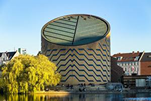 Image Copenhagen Denmark Lake Saint Joergens, planetarium Cities