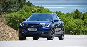 Picture Honda Front CUV Metallic HR-V, 2015