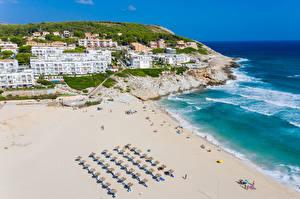 Fotos Spanien Mallorca Resort Haus Strände Cala Mesquida