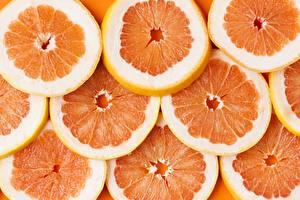 Desktop wallpapers Texture Grapefruit Orange Food