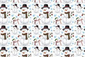 Bilder Textur Schneemänner Der Hut