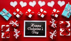 Bilder Valentinstag Herz Geschenke Englischer Text