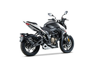 Wallpapers Black Side White background Voge 300 R, 2020 motorcycle