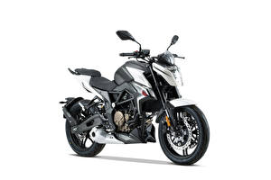 Wallpaper Side White background Voge 300 R, 2020 motorcycle