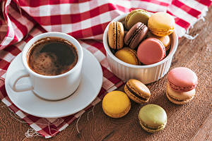 Pictures Coffee Cup Macaron