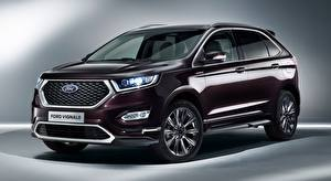 Photo Ford Crossover Edge Vignale, 2016