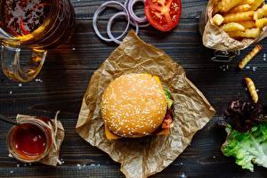 Hintergrundbilder Hamburger Fast food Lebensmittel