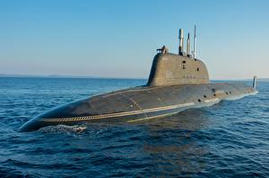 Photo Submarines Russian project 885m, Ash-M
