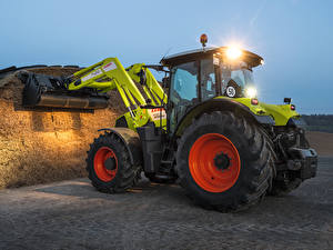 Fotos Radlader 2012-17 Claas Arion 650