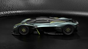 Photo Aston Martin Side Valkyrie Cars