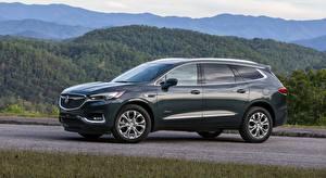 Image Buick Side CUV Enclave Avenir, 2017